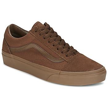 Παπούτσια Άνδρας Χαμηλά Sneakers Vans OLD SKOOL Brown