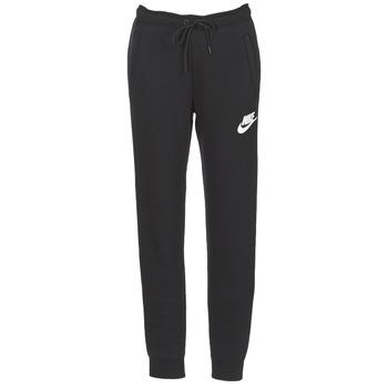 Υφασμάτινα Γυναίκα Φόρμες Nike RALLY PANT Black / Άσπρο