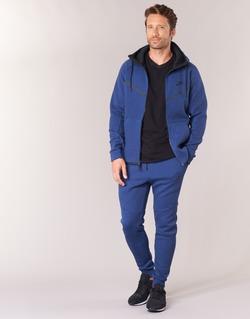 Υφασμάτινα Άνδρας Φόρμες Nike TECH FLEECE JOGGER Μπλέ