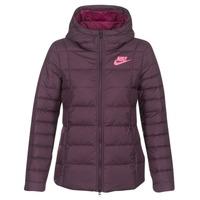 Υφασμάτινα Γυναίκα Μπουφάν Nike DOWN FILL JKT Bordeaux / Ροζ