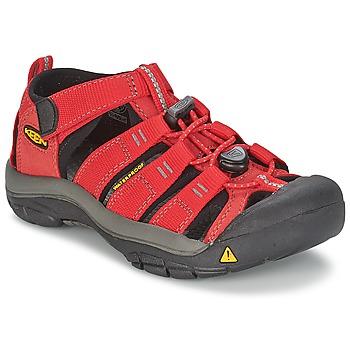 Παπούτσια Παιδί Σπορ σανδάλια Keen KIDS NEWPORT H2 Red / Grey