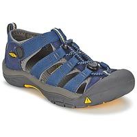 Παπούτσια Παιδί Σπορ σανδάλια Keen KIDS NEWPORT H2 Μπλέ / Grey