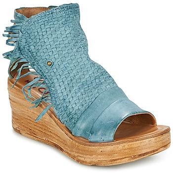 Παπούτσια Γυναίκα Σανδάλια / Πέδιλα Airstep / A.S.98 NOA μπλέ