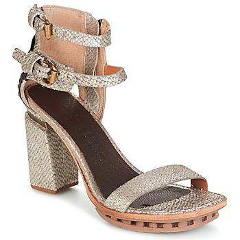 Παπούτσια Γυναίκα Σανδάλια / Πέδιλα Airstep / A.S.98 CALMORA Grey / Vieux / ροζ