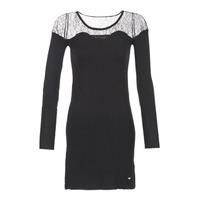 Υφασμάτινα Γυναίκα Κοντά Φορέματα Les P'tites Bombes DARTO Black