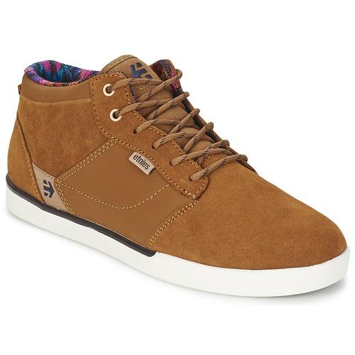 Παπούτσια Άνδρας Ψηλά Sneakers Etnies JEFFERSON MID Brown