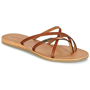 Παπούτσια Γυναίκα Σαγιονάρες Les Tropéziennes par M Belarbi BIP Brown