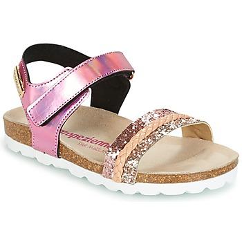 Παπούτσια Κορίτσι Σανδάλια / Πέδιλα Les Tropéziennes par M Belarbi PETILLE ροζ
