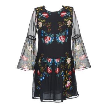 Υφασμάτινα Γυναίκα Κοντά Φορέματα Derhy DANEMARK Black