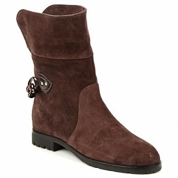 Παπούτσια Γυναίκα Μπότες Marc Jacobs CHAIN BOOTS Brown