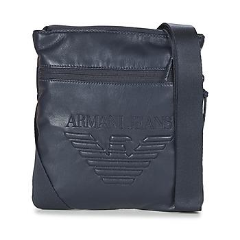 Τσάντες Άνδρας Pouch / Clutch Armani jeans GIBOU MARINE
