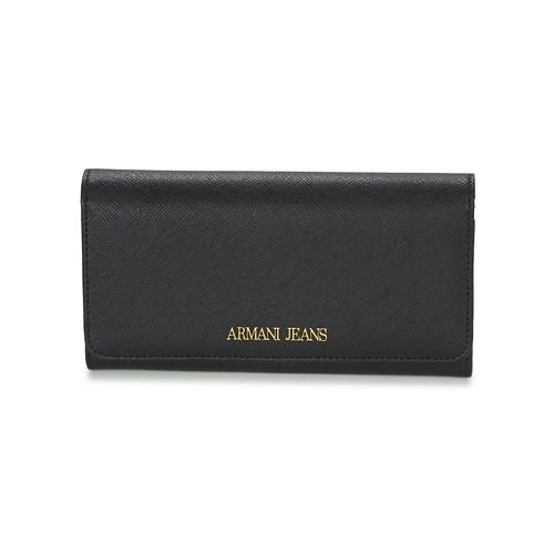 Τσάντες Γυναίκα Πορτοφόλια Armani jeans SALDI Black