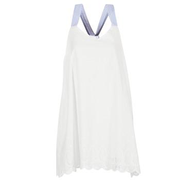 Υφασμάτινα Γυναίκα Κοντά Φορέματα Betty London GRAMA Ecru