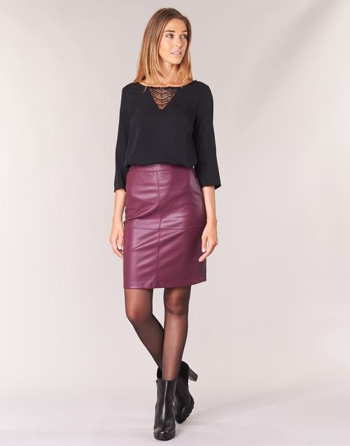 Υφασμάτινα Γυναίκα Φούστες Vila VIPEN Bordeaux