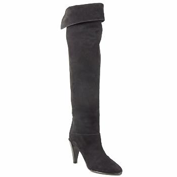 Παπούτσια Γυναίκα Ψηλές μπότες Veronique Branquinho LIBERIUS Black