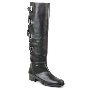 Παπούτσια Γυναίκα Μπότες για την πόλη Michael Kors AFRICA Black