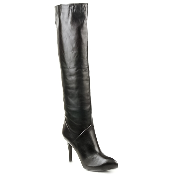 Παπούτσια Γυναίκα Μπότες για την πόλη Michael Kors TENDER Black