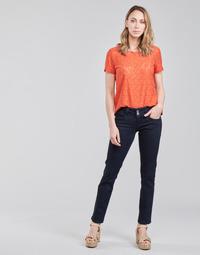 Υφασμάτινα Γυναίκα Τζιν σε ίσια γραμμή Pepe jeans GEN Μπλέ / M15