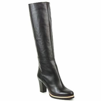 Παπούτσια Γυναίκα Μπότες για την πόλη Jil Sander NATURE Black