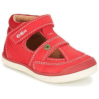 Παπούτσια Αγόρι Σανδάλια / Πέδιλα Kickers GOODSPEED Red