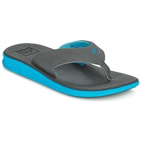 Παπούτσια Άνδρας Σαγιονάρες Reef REEF ROVER Grey / Μπλέ