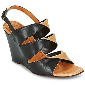 Παπούτσια Γυναίκα Σανδάλια / Πέδιλα Chie Mihara CRUSH Black