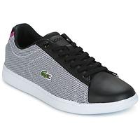 Παπούτσια Γυναίκα Χαμηλά Sneakers Lacoste CARNABY EVO 117 1 SPW Black