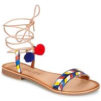 Παπούτσια Γυναίκα Σανδάλια / Πέδιλα Lola Espeleta EDWINA μπλέ