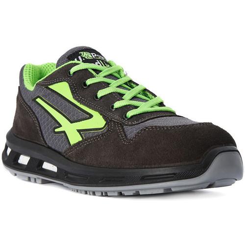 Παπούτσια Άνδρας Χαμηλά Sneakers U Power POINT Nero