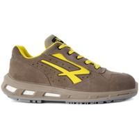 Παπούτσια Άνδρας Χαμηλά Sneakers U Power ADVENTURE Nero