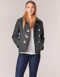 Υφασμάτινα Γυναίκα Παλτό Armor Lux MARTIC Grey