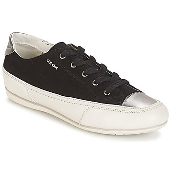 Xαμηλά Sneakers Geox D N.MOENA D – SCAM.STA+VIT.CER