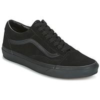 Παπούτσια Χαμηλά Sneakers Vans UA Old Skool (σουέντ) / Μαυρο / Μαυρο / Μαυρο
