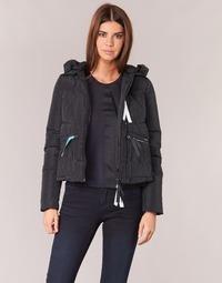 Υφασμάτινα Γυναίκα Μπουφάν Armani jeans JIORM Black