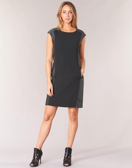 Υφασμάτινα Γυναίκα Κοντά Φορέματα Armani jeans LAMIC Black / Grey
