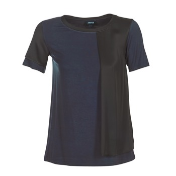 T-shirt με κοντά μανίκια Armani jeans DRANIZ Σύνθεση: Spandex,Βισκόζη