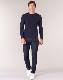 Υφασμάτινα Άνδρας Παντελόνια Πεντάτσεπα Armani jeans GOURNA Μπλέ