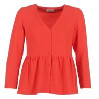 Υφασμάτινα Γυναίκα Μπλούζες Betty London HALICE Red
