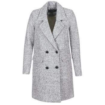 Υφασμάτινα Γυναίκα Παλτό Vero Moda FIESTA Grey