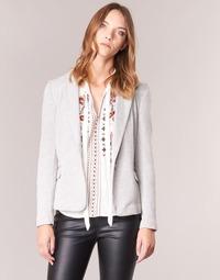 Υφασμάτινα Γυναίκα Σακάκι / Blazers Vero Moda JULIA Grey