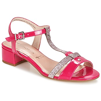 Παπούτσια Γυναίκα Σανδάλια / Πέδιλα Tamaris  ροζ