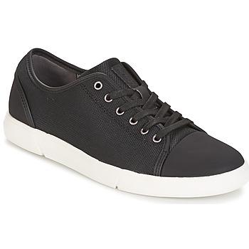 Παπούτσια Άνδρας Χαμηλά Sneakers Clarks Lander Cap Black