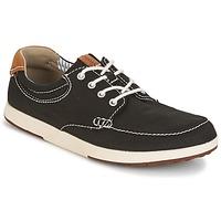 Παπούτσια Άνδρας Χαμηλά Sneakers Clarks Norwin Vibe Black