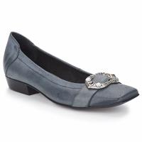 Παπούτσια Γυναίκα Μπαλαρίνες Princess RASKOF Grey