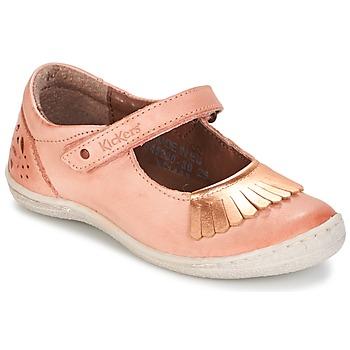 Παπούτσια Κορίτσι Μπαλαρίνες Kickers CALYPSO CORAIL