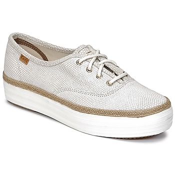 Xαμηλά Sneakers Keds TRIPLE DALMATA DOT LEATHER