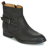 Παπούτσια Γυναίκα Μπότες Sebago NASHOBA LOW BOOT WP ΜΑΥΡΟ