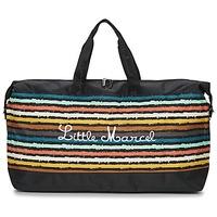 Τσάντες Γυναίκα Σάκος ταξιδίου Little Marcel NAVIGA Black / Multicolore