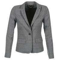 Υφασμάτινα Γυναίκα Σακάκι / Blazers Only MIRANDA Grey
