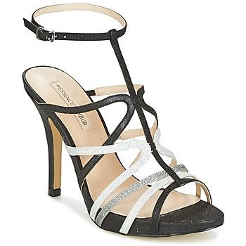 Παπούτσια Γυναίκα Σανδάλια / Πέδιλα Menbur DARRO Black